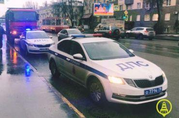 Пьяный подросток без прав устроил ДТП вцентре Петербурга