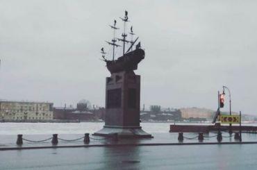 Температурный рекорд зафиксировали вПетербурге 18февраля
