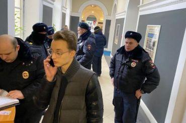 Полиция сорвала съемки клипа Pussy Riot вПетербурге