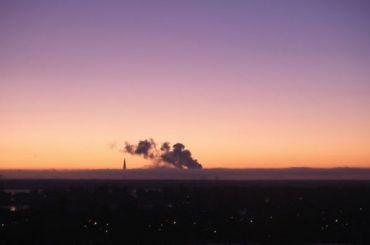 Петербург попадет под влияние теплого циклона