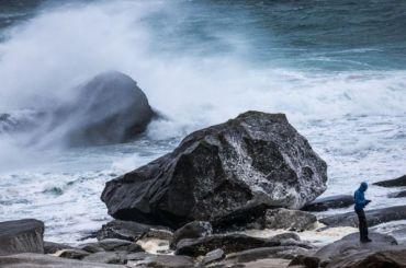 Спасатели устраняли последствия урагана 26 раз заночь