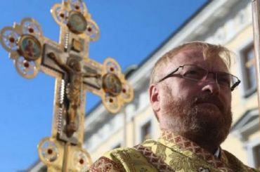 Милонов предложил закрепить вКонституции запрет нааборты