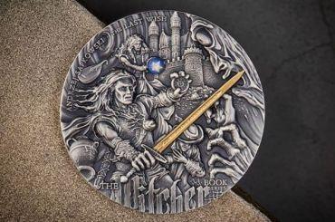 Гданьский монетный двор выпустил серию монет, посвященных «Ведьмаку»