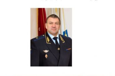 Первый следовательГУ МВД Петербурга Олег Антропов подал вотставку
