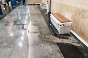 Вновь «замироточившие» станции Фрунзенского радиуса испугали горожан