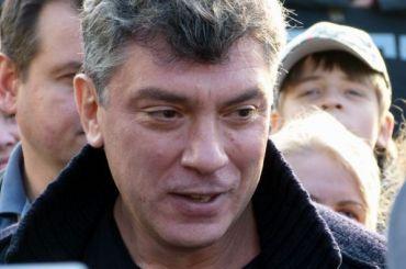 Площадь перед посольством России вПраге будет носить имя Немцова