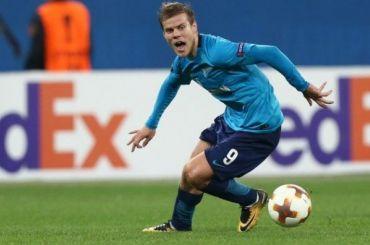 Кокорин сделал дубль впервом матче за«Сочи»