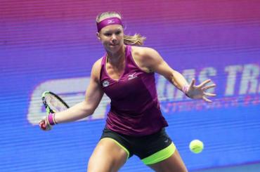 Голландка Кики Бертенс выиграла турнир WTA вПетербурге