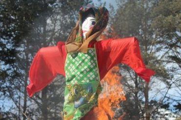 Наосовремененном сжигании Масленицы выступят «Бурановские бабушки»