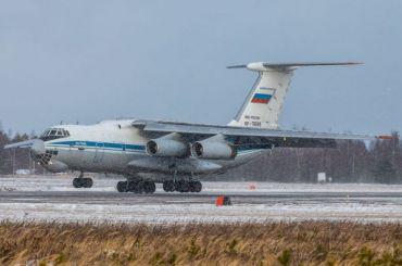 Второй самолет ВКСРФ отправился зароссиянами вУхань