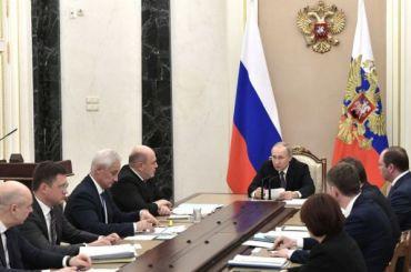 Путин рассказал осостоянии накопленных Россией резервов