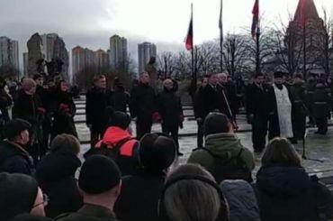 ВПетербурге вспоминают 31-ю годовщину вывода советских войск изАфганистана