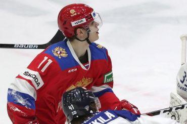 Обновленная сборная России проиграла финнам нашведском этапе Евротура