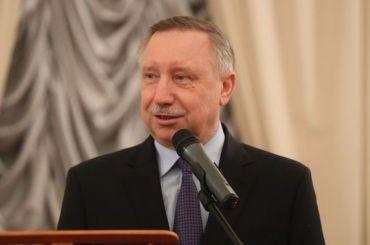 Беглов назвал Петербург консульской столицей России