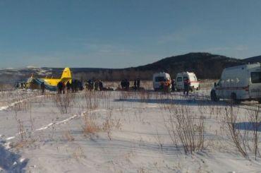 Семь человек пострадали при жесткой посадке самолета Ан-2 вМагадане