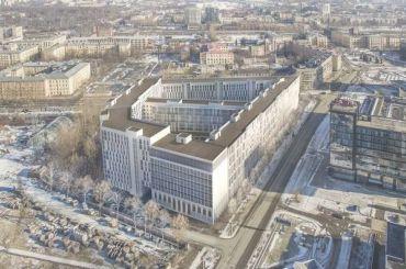 Завод Климова уЧерной речки начали сносить ради элитного жилья