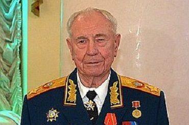 Скончался последний маршал СССР Дмитрий Язов