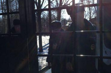 Шесть человек задержали вовремя марша памяти Немцова