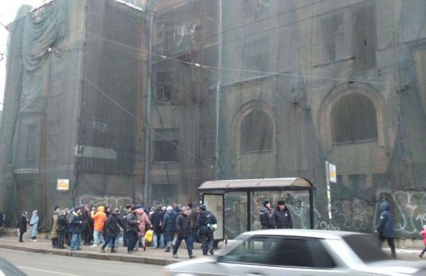 Защитники дома Басевича выйдут спикетами кофисам Setl City
