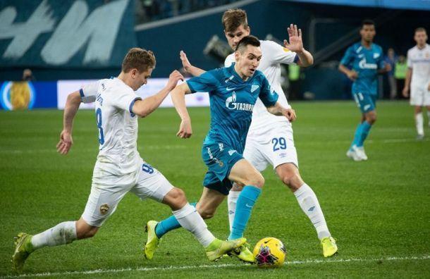 Стали известны даты матчей «Зенита» наконец сезона