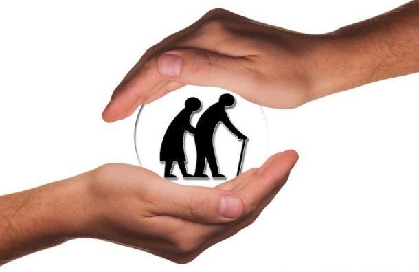 Как защитить 1,5 млн пенсионеров Петербурга