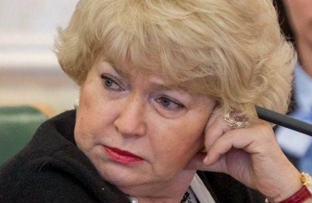 СМИ: мать Ксении Собчак доставили вКоммунарку