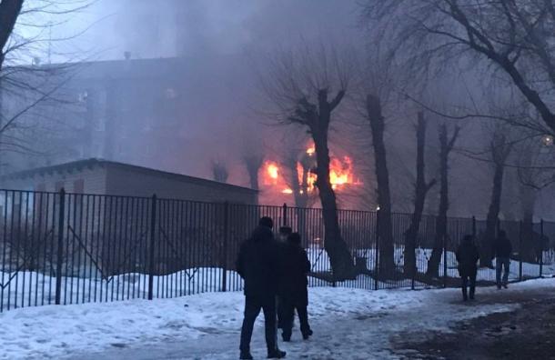 В Магнитогорске прогремел взрыв