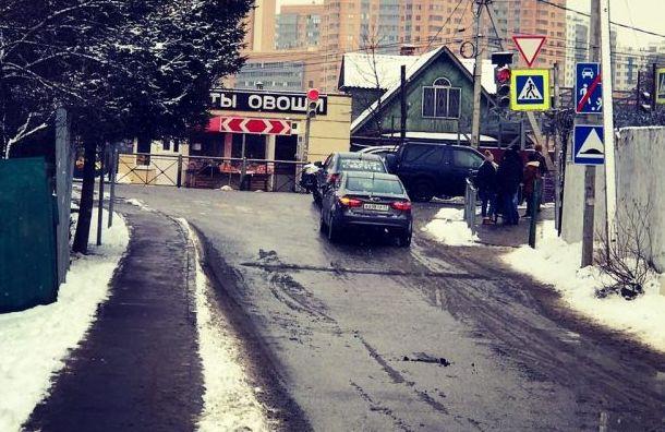 Строительство дороги вобход города Мурино отложили