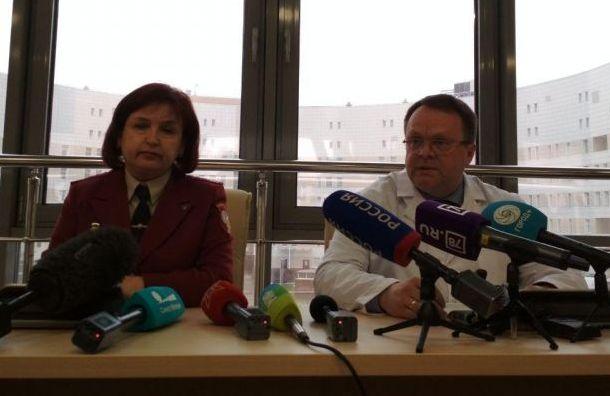 Двух излечившихся откоронавируса петербуржцев выписали изБоткина