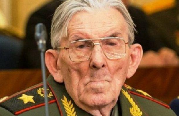Экс-замминистра обороны СССР Шуралев скончался после ДТП сфургоном