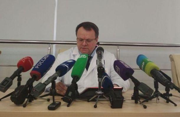 Главврач Боткинской больницы рассказал, почему в Петербурге мало зараженных
