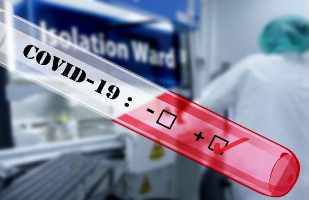 Выявлено пять новых случаев заражения коронавирусом вПетербурге