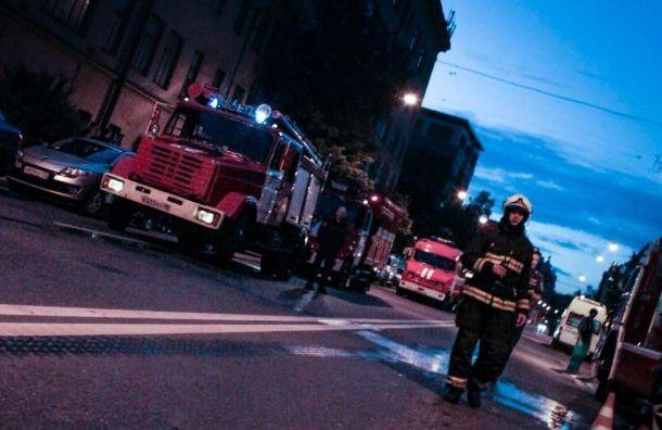 Двое пьяных мужчин едва непогибли при пожаре вквартире наПискаревском