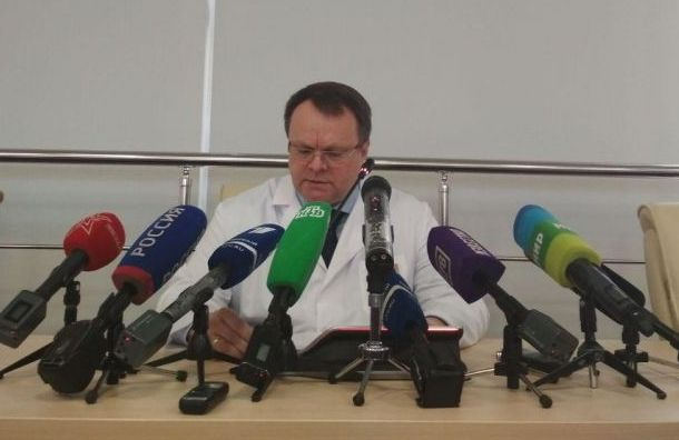 Главврач Боткинской больницы: Надеемся налучшее, готовимся кхудшему