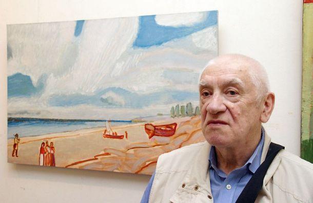 Умер архитектор ихудожник Олег Фронтинский