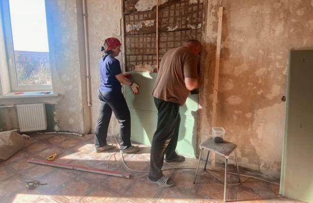 «Добродомик» начал бесплатно делать ремонт вквартирах пенсионеров