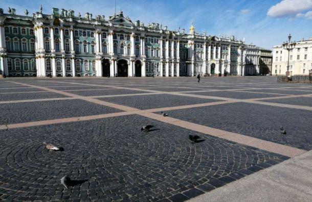 Как выглядит изолированный Петербург