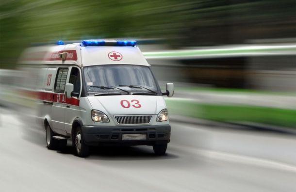 Пожилая женщина пострадала при пожаре наФедосеенко
