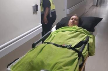 Петербурженка попала встрашную аварию вЮАР