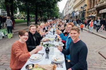 Финляндия стала самой счастливой страной