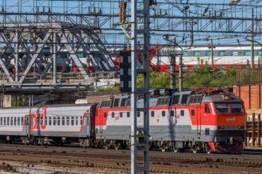 Продолжют курсировать поезда изПетербурга вКалининград