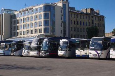 Автовокзал Петербурга отменяет международные ивнутренние рейсы