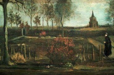 Злоумышленники украли измузея картину Ван Гога