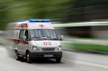 Маленький мальчик выжил после падения с7-го этажа вНовом Девяткино