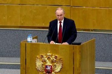 Путин поддержал поправку Терешковой обобнулении президентских сроков