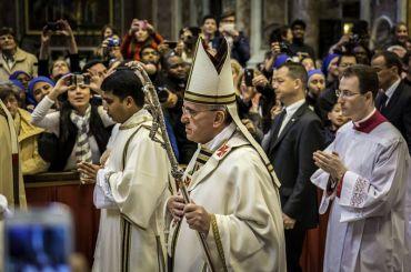 ВВатикане назвали фейком новость окоронавирусе уПапы Римского