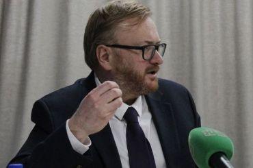 Милонов предложил наказывать врачей, предлагающих «прививки откоронавируса»