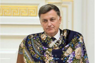 Амбассадор христианства: Макаров законодатель новой моды вЗакСе