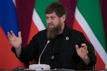 Кадыров защитил Терешкову оттравли