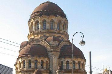 Храм XIX века наВасильевском острове отреставрируют за286 млн рублей